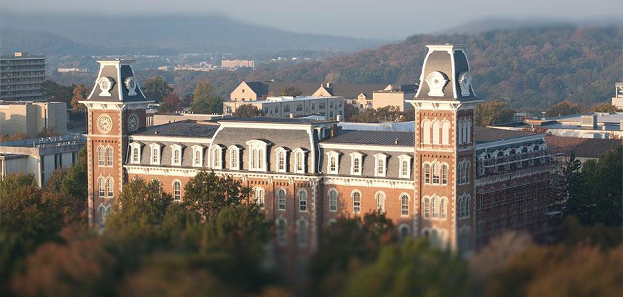 University Of Arkansas Engineering Building